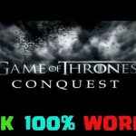 GAME OF THRONES CONQUEST HACK : Unlimited Gold and Silver for iOSAndroid