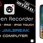 Get NEW Screen Recorder FREE For iPhone, iPad, iPod Touch (NO Jailbreak, NO PC )