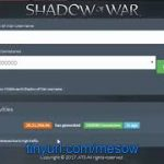 Middle earth Shadow of War Gemstones Cheats iOS Android No Verification