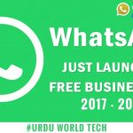 New Whatsapp Business New Verify Mark on Your Whatsapp Account 2017