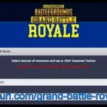 PlayerUnknowns Grand Battle Royale Silver Gold Coins Cheats iOS Android No Root