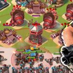 Pvt Bullit vs Resources Bases Boom Beach