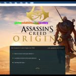 Assassins Creed Origins Key Get Free SteamUPLAY Key New Updated