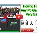 How To Hack Any Pc Games Just 1 Click Very Easy New Way HindiUrdu