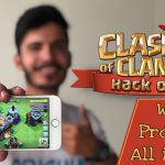 How to Hack Clash oF Clan Online in Iphone ios 10 ios 11 hindi Urdu