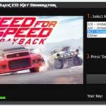 Need for Speed Payback CD Key, Serial Key, Origin Code Download