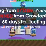 WARNING NEW AUTOBAN GLITCH 2017 (60 DAYS) MUST WATCH GROWTOPIA