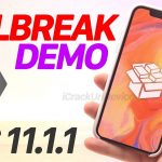 iOS 11.1.1 Jailbreak DEMO iPhone X – iOS 11 (News ONLY)