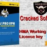 Updated HMA(Hide my Ass) Pro VPN 100 working 5 License key for 1year HMA Pro VPN Crack