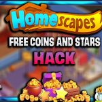 Homescapes Hack Stars and Coins FREE – Hack Homescapes (AndroidiOS)