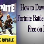 How to Download Fortnite battle royale Game on PC windows MUDASSAR HACKS