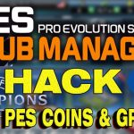 PES Club Manager Hack – How to get Unlimited Free PES Coins and GP – Cheats (iOSAndroid)