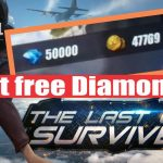 Rules of Survival Diamonds hack Android and iOS – 50000 Diamonds for free