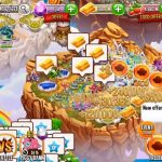 Dragon City 461 How To Get Fog Coins So Easy For Mini Blizzard Island Everest Dragon Reward