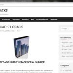 GRAPHISOFT ARCHICAD 21 CRACK SERIAL NUMBER
