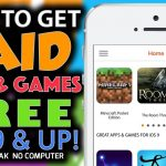Install PAID AppsGames FREE + HACKED Games (NO JAILBREAK) – EASY WAY iOS 9UP (iPhone, iPad, iPod)