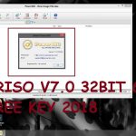 PowerISO V7.0 32 bit 64 bit + free key 2018 all windowse