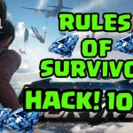 Rules of Survival Hack😱Undetected😱2018-Rule of Survival New Update😱PC-IOS Android😱Diamonds