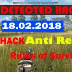 NEW UPDATE 18.02.2018 100 WORK RULES OF SURVIVAL PC HACK Anti Report UNDETECTED