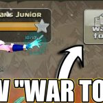 NEW UPDATE WAR TOOL MARCH 2018 UPDATE CLASH OF CLANS HUGE UPDATE CONCEPTIDEA