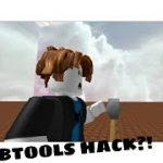ROBLOX: BTOOLS HACK WORKING 2018 WORKS ON ANY GAME Read desc.