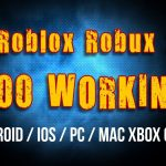 Roblox Hack – Free Robux Hack 2018 iOS Android PC MAC XBOX ONE