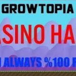 Growtopia – Casino Hack ( Newest version )