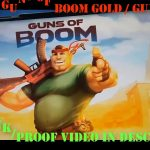 Guns of Boom Hack 2018 -Get Free GunBucks and Gold – IOS and Android