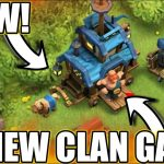 NEW CLAN GAMES FEATURE COMING IN CLASH OF CLANS NEW CLAN GAMES STYLE