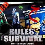 Rules Of Survival Hack 2018 – How To Get Free Coins And Diamonds (For Android iOS)
