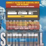 Rules of Survival Hack 2018 – UNLIMITED Diamonds and Gold (IOS and Android) NEW