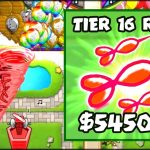 THE CRAZIEST MOD EVER – RUBY TIER 16 TOWER Bloons TD Battles HackMod (BTD Battles)