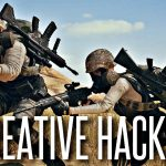 THE MOST CREATIVE HACKER – Battlegrounds