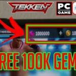 Tekken hack Gems and Coins – Tekken mobile hack IOS Android – Unlimited resources