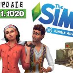 The Sims 4 (v1.40.61.1020) Jungle Adventure (Update)