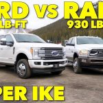 2018 Ram 3500 HD vs Ford F350 vs Worlds Toughest XXL Towing Test