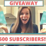500 SUBSCRIBERS GIVEAWAY