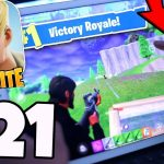 Exposing SECRET Way Of Playing FORTNITE MOBILE (No Hack Cheat) – Fortnite IOS Android 21