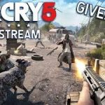 FAR CRY 5 CO-OP LIVESTREAM 1 (FREE STEAM KEY GIVEAWAY)