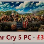 Far Cry 5 Cheap CD Key PC Uplay – £37