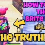 HOW TO GET THE BRITE BAG in Fortnite Battle Royale – THE TRUTH about the BRITE BAG GET IT FREE NOW