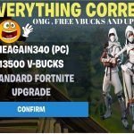 How to Get Free Fortnite V-Bucks Daily 2018 – PCiOSPlayStationXBOX ONE
