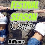 I am a Raver Festival Season Outfit Ideas x Daniel Wellington iRave