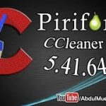 Piriform CCleaner Professional 5.41.6446 Serial Key free for Lifetime April 2018