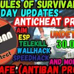 ROS PC🔥UNDETECTED 30.04.18🔥ANTIBAN🔥Aim,Esp,Telekill🔥Hack Rules of survival on PC how to hack ROS