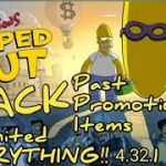 The Simpsons Tapped Out 4.32.1 MOD Apk Download (Unlimited Everything)