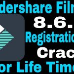 Wondershare Filmora 8.6.3.0 2018 Registration key and Crack For Life Time