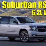 Breaking News: First Ever 2019 Chevy Suburban RST with Big Boy 6.2L Unveiled
