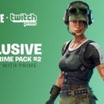 FREE New Fortnite Twitch Prime Pack 2 New FREE Items