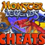 Monster Legends Cheats for iOS Android – UNLIMITED FREE GEMS HACK No Survey